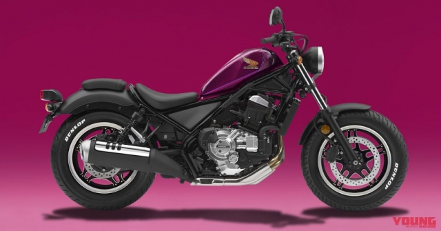 honda rebel 1100 20201